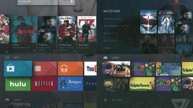 Google sẽ giới thiệu HĐH dùng giao diện thẻ cho TV tại Google I/O